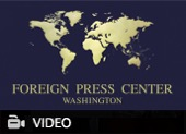 U.S. Department of State: Foreign Press Center (Video) - U.S. Department of State