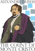 Alexandre Dumas - The Count of Monte Cristo  artwork