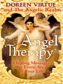 Doreen Virtue - Angel Therapy artwork