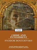 Fyodor Dostoevsky - Crime and Punishment  artwork