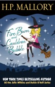 HP Mallory - Fire Burn and Cauldron Bubble  artwork