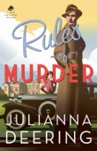 Julianna Deering - Rules of Murder  artwork