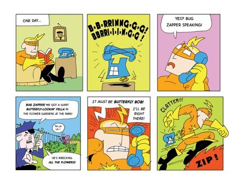 Kid Friendly Superhero Comics