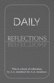 AA World Services, Inc. - Daily Reflections  artwork