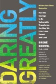 Bren� Brown - Daring Greatly  artwork
