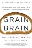 David Perlmutter & Kristin Loberg - Grain Brain  artwork