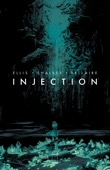 Warren Ellis - Injection #1  artwork