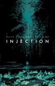 Warren Ellis - Injection #1  artwork