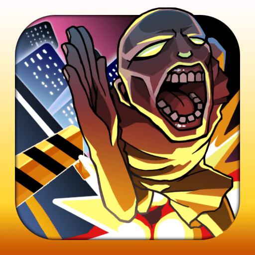 僵尸狂奔:ZombieRunnerZ【横版跑酷】