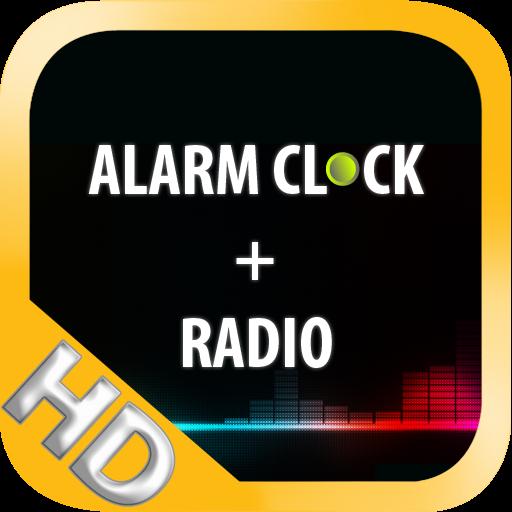 alarm clock radio hd app insight download. Black Bedroom Furniture Sets. Home Design Ideas