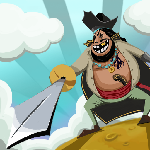 Super Pirate! Plunderer of World Treasures