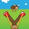 Slingshot Cowboy for iPhone / iPad