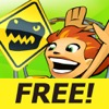 Jurassic 3D Rollercoaster Rush FREE for iPhone