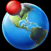 衛星地圖桌面 Blue Planet