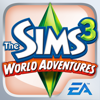 Electronic Arts - The Sims 3 World Adventures  artwork