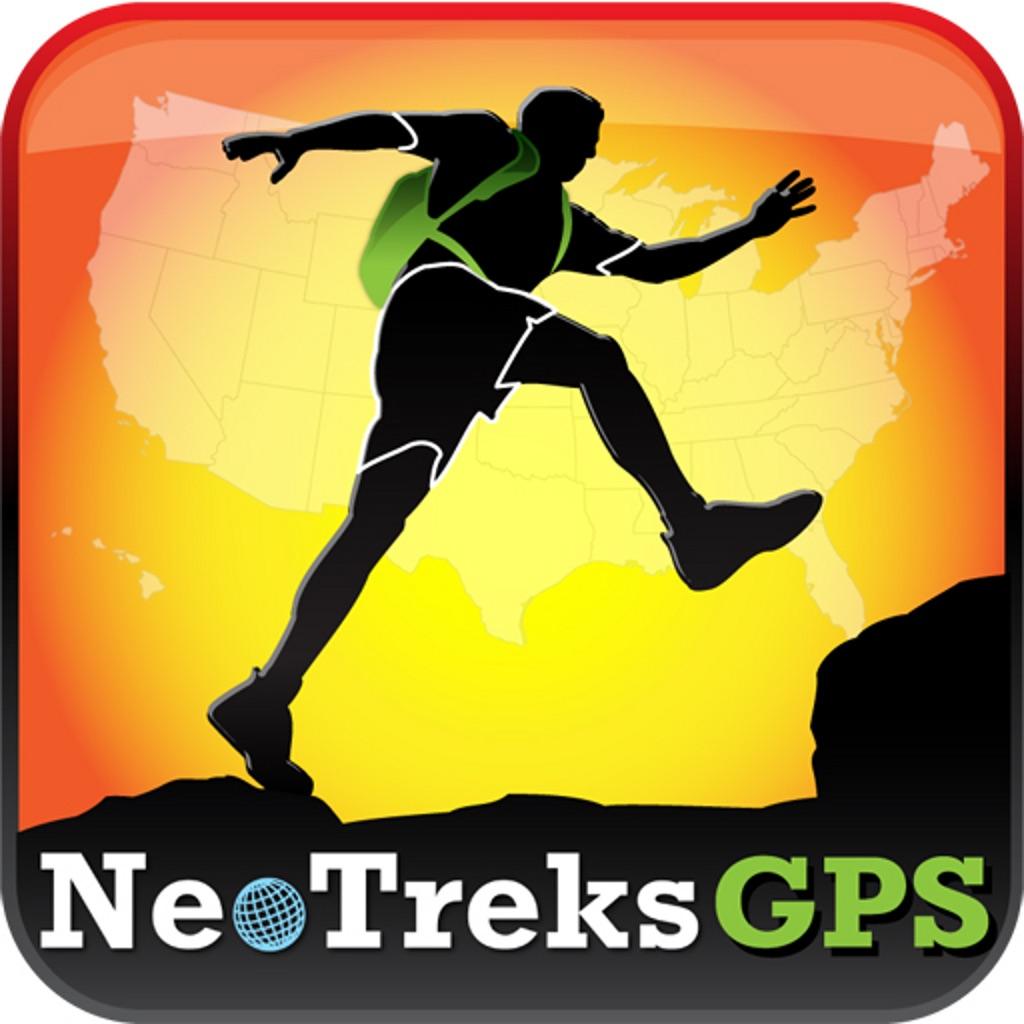 NeoTreks GPS iOS App