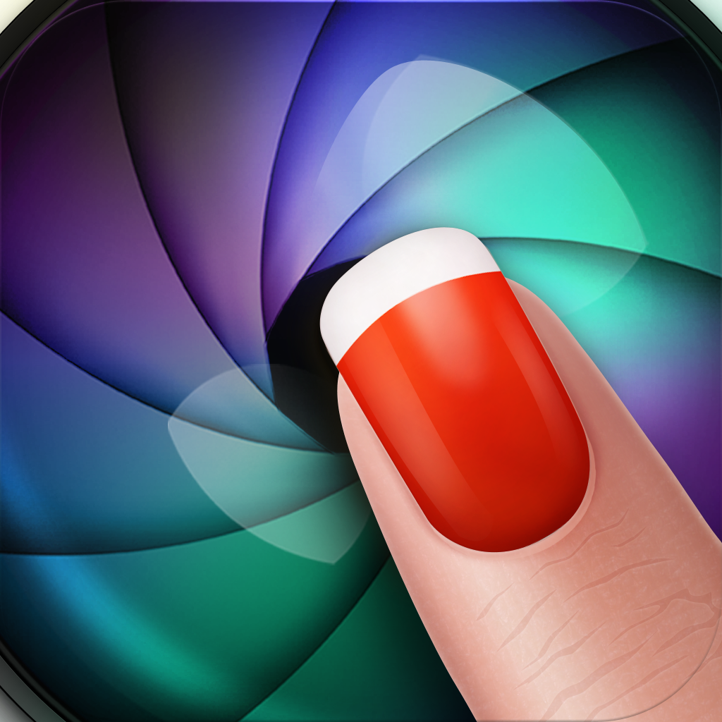 Nails Camera - Nail Art Stickers for Instagram, Tumblr, Pinterest ...