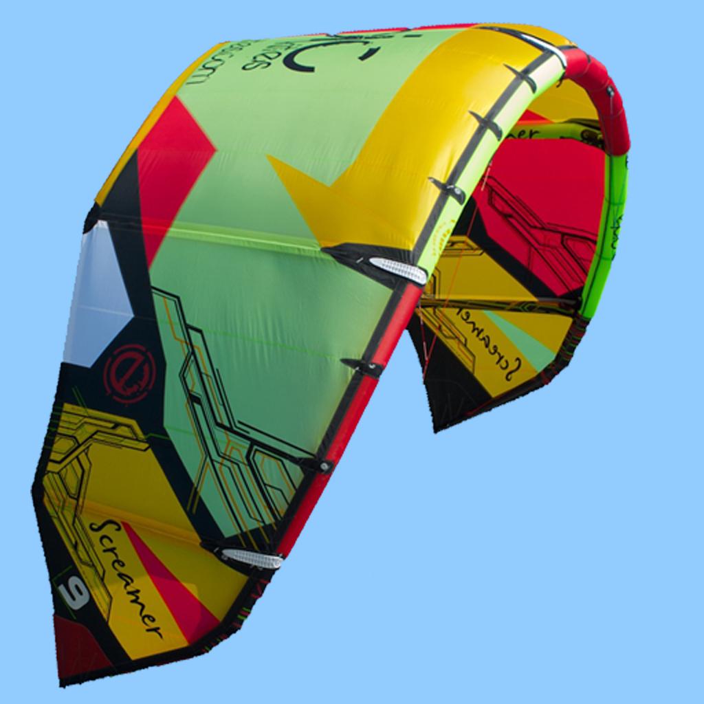 free kitesurf