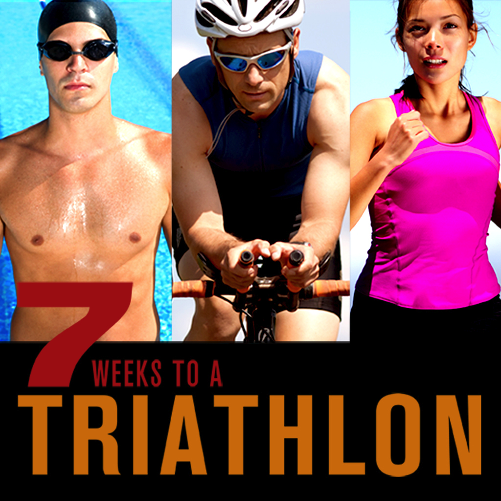 7 Weeks To A Triathlon - Coded Robot, LLC
