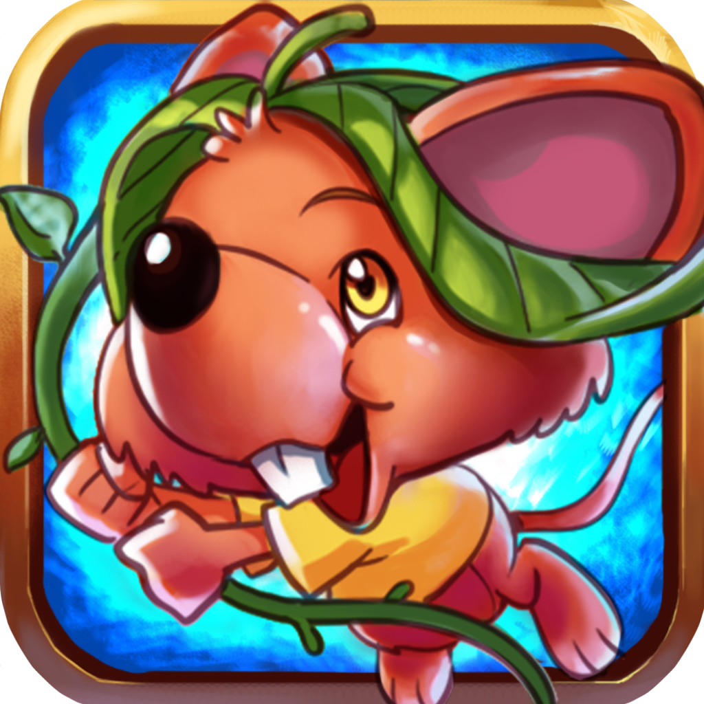 The Lion And The Mouse By Kid-mind Studios