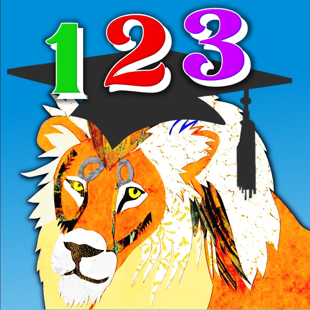 Preschool Genius Math Booster Zoo Complete