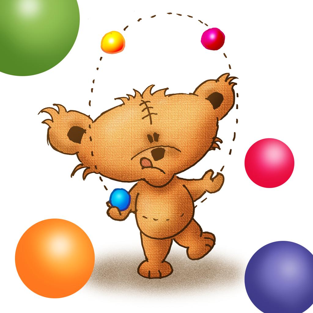 B for bear - a children's book