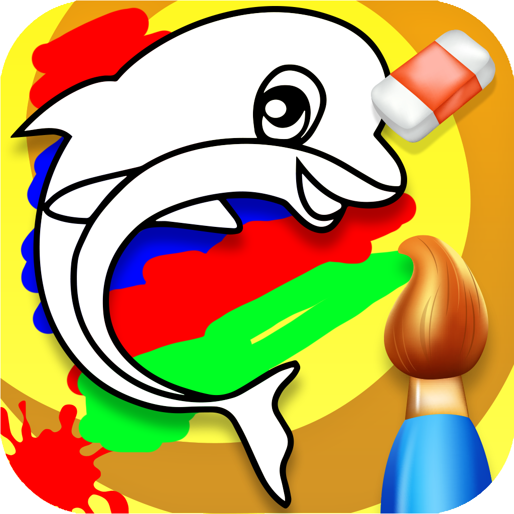App Icon Kids Coloring