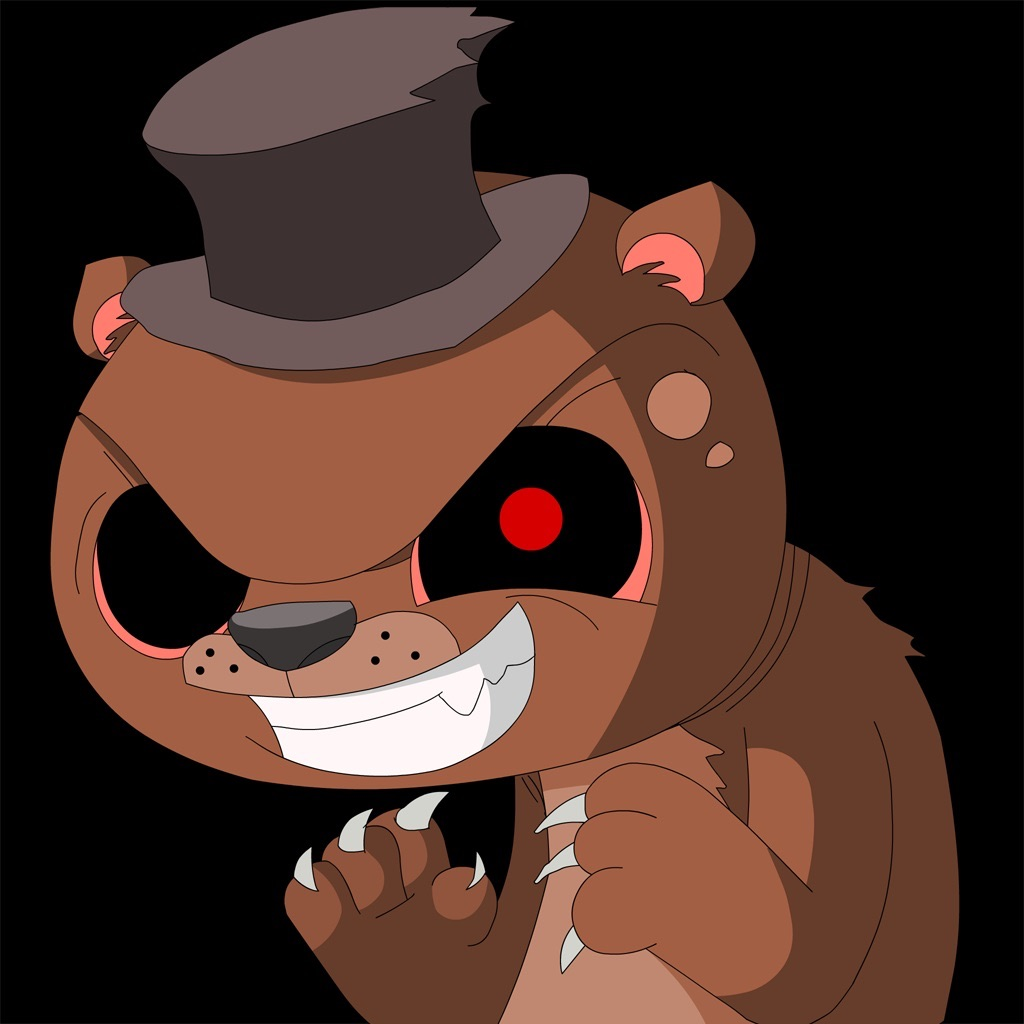 Don't Touch the Bears at Freddy's iOS App