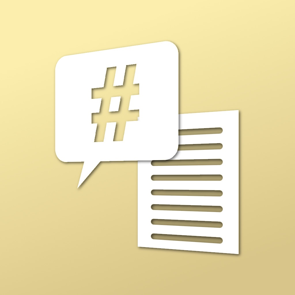 Hashtag Notes (#Notes)