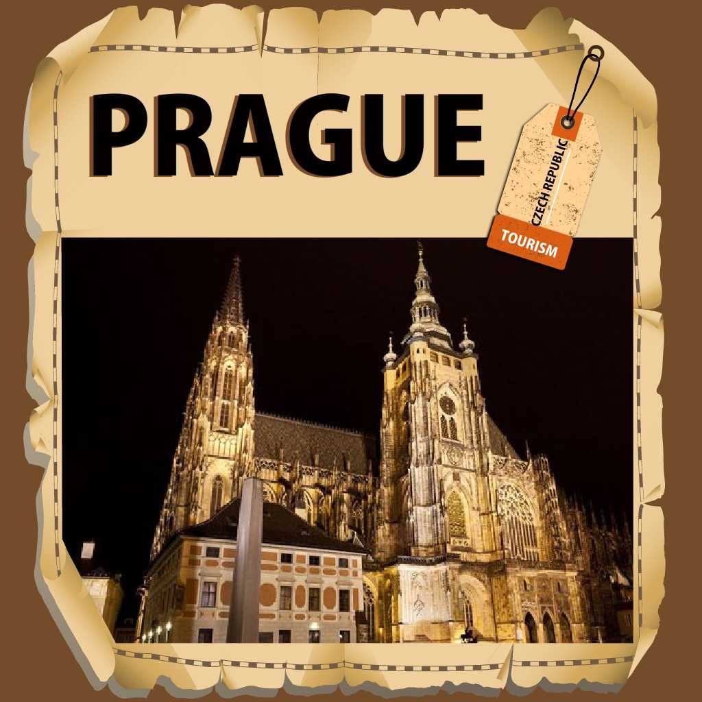 Prague Travel Guide - Offline Map
