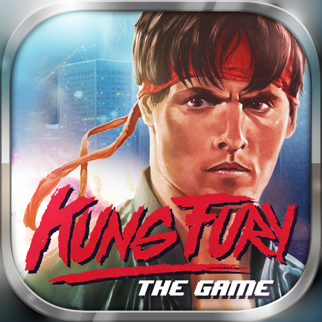 Kung Fury Game - Hello There Holding AB