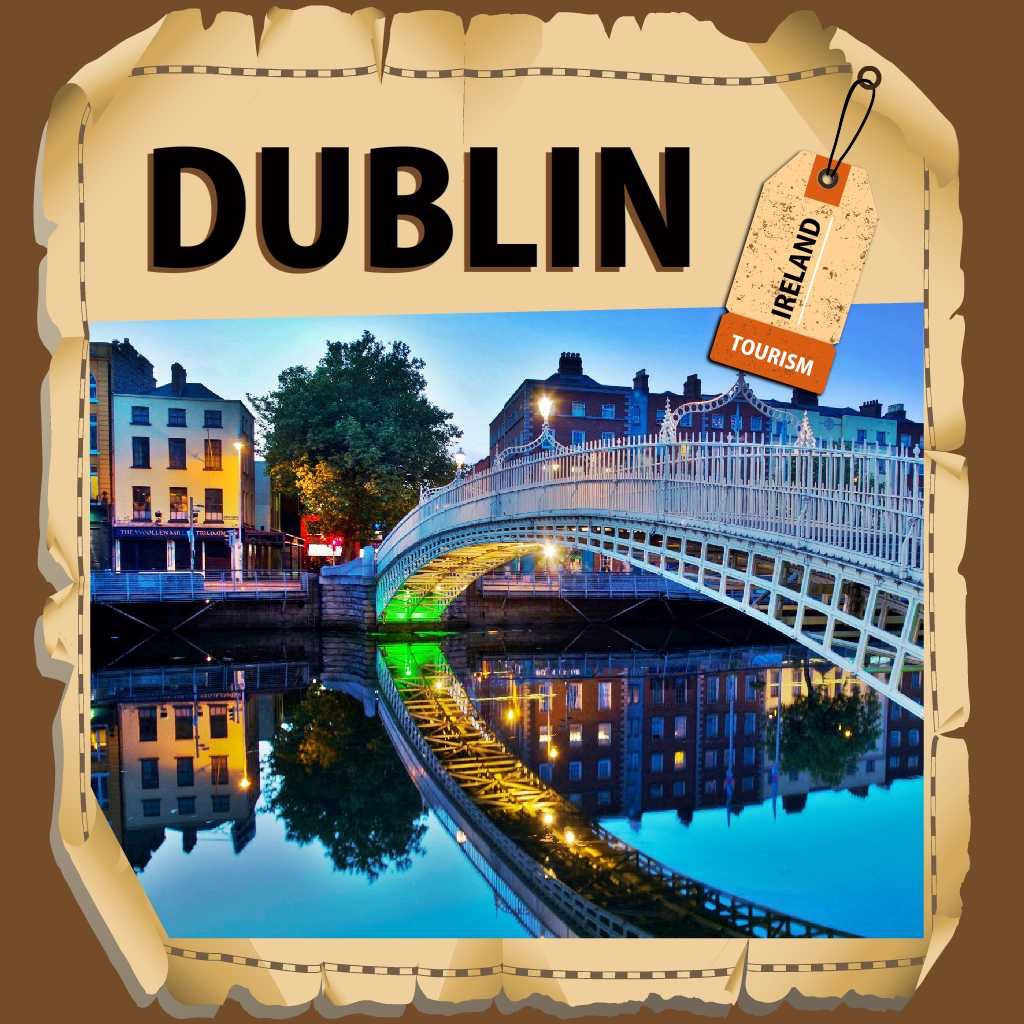 Dublin OfflineMap Visitors Guide