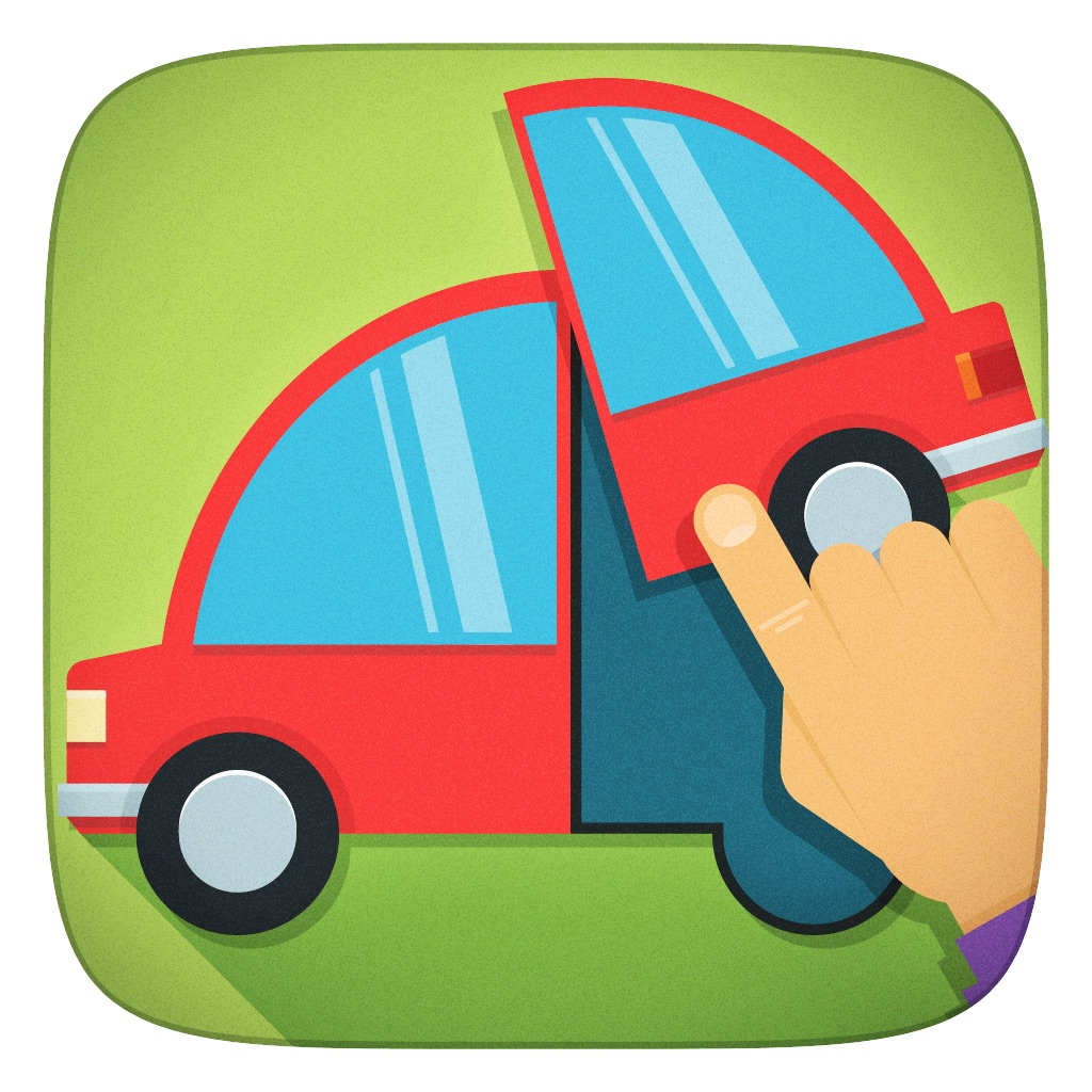Trucks & Vehicles Kids Puzzle Game