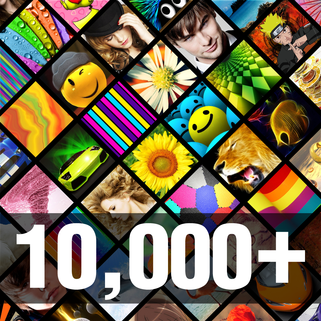 App Icon 10000 Wallpapers