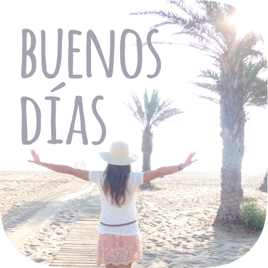 Good Morning Messages And Phrases In Spanish Free Iphone Ipad