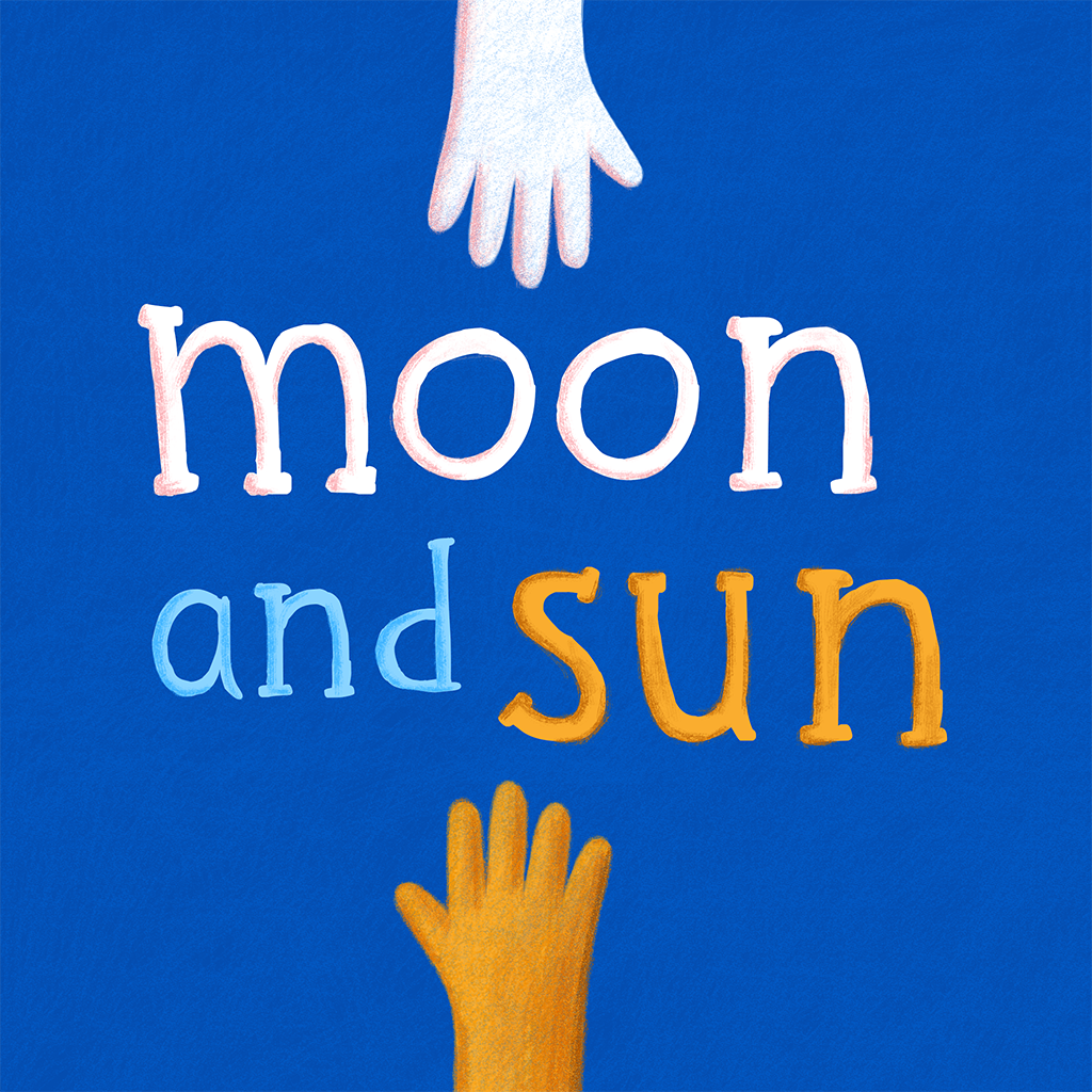 Moon and Sun - children's book