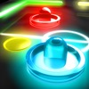 Glow Hockey 2 FREE for iPhone