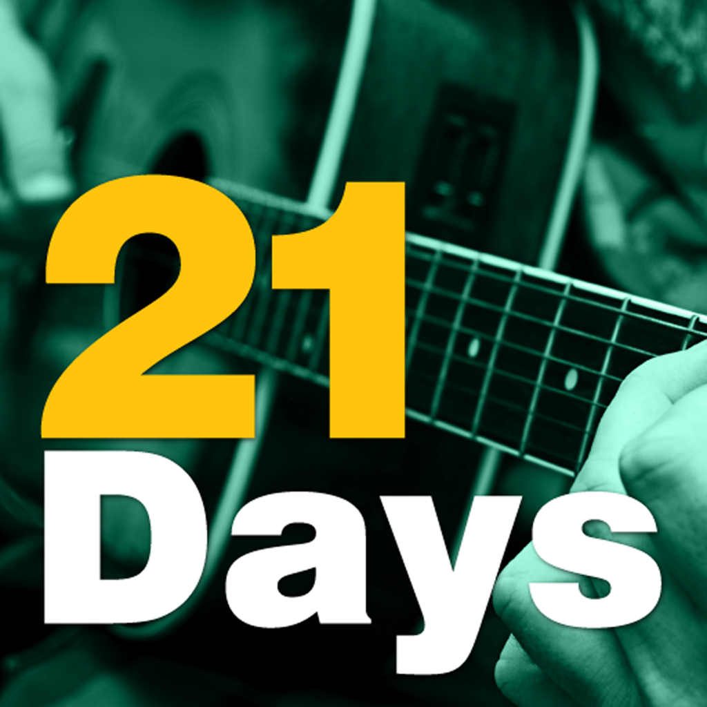 21天学吉他:Learn Guitar in 21 Days