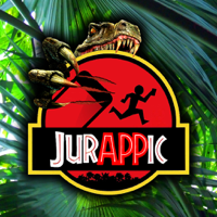 Jurappic for Jurassic Park