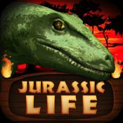 Jurassic Life: Velociraptor Dinosaur Simulator