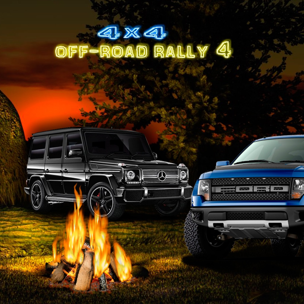 4x4 Off-Road Rally 4 UNLIMITED - Sergey Plyasov