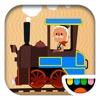 Toca Train for iPhone / iPad