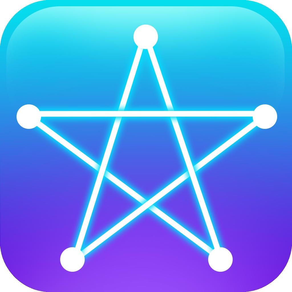 容易上手 操作简单 -超萌画面,为游戏增添亮点 ipad & iphone 一笔画