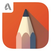 Download Autodesk SketchBook free for iPhone, iPod and iPad