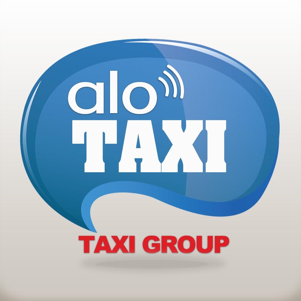 Alo Taxi. App Icon