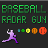 Baseball Radar Gun High Heat - Pitch Speed and Velocity MPH Calculation at Your Fingertips, for Softball, Fastball, and