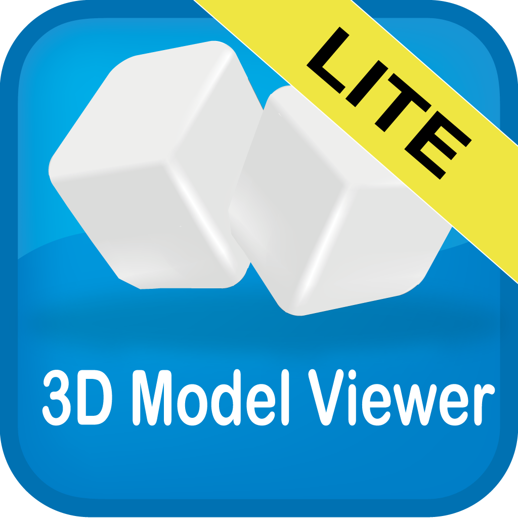 Three dimensional model viewer lite 3d model viewer and 3d model editor
