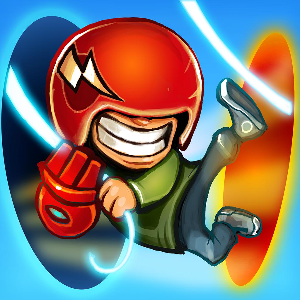 Rock Runners (AppStore Link)