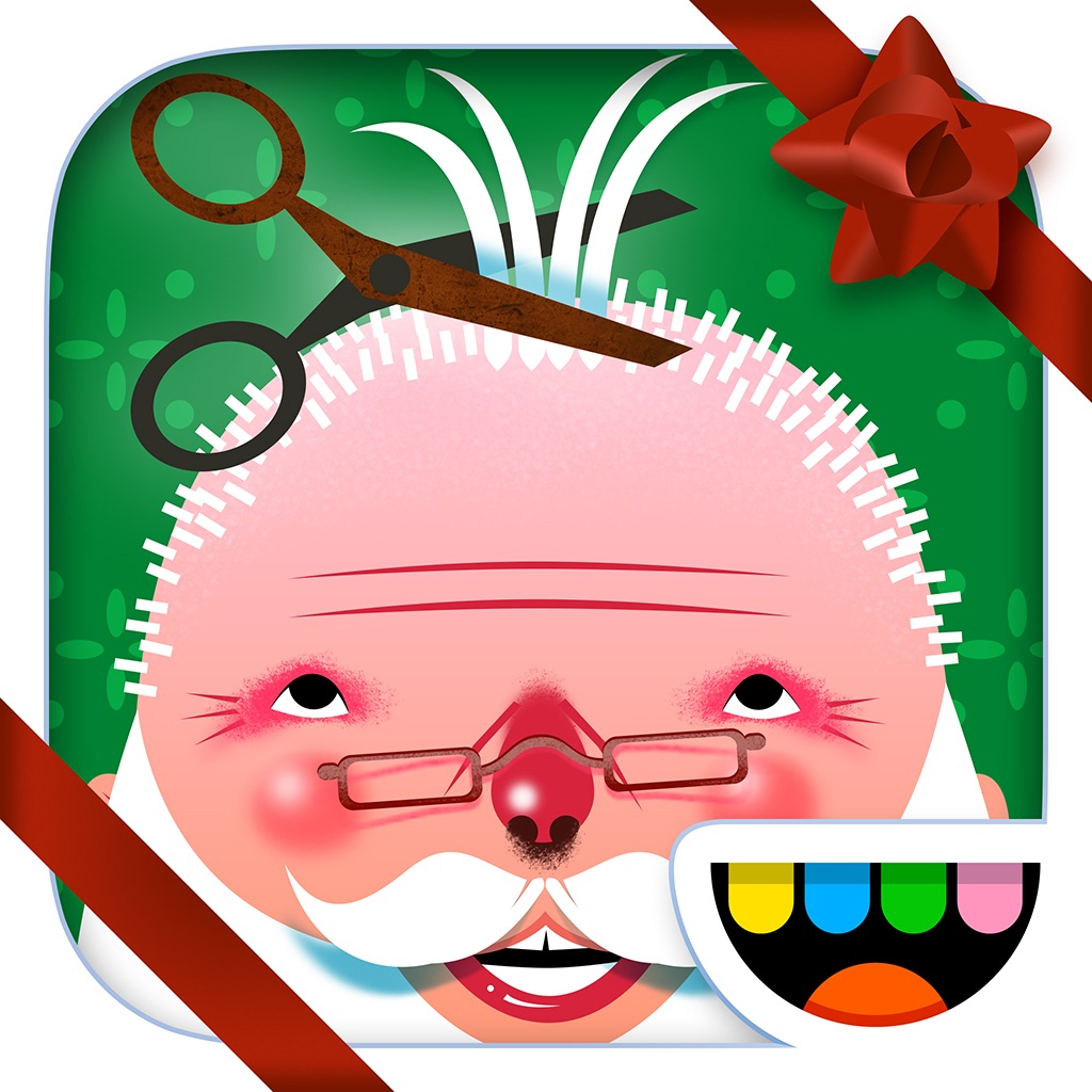 Toca Hair Salon – Christmas Gift