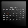 菜单日历软件 Calends For Mac